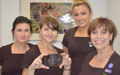 Omni Academy of Beauty: Winners of the Elmbridge Independent Retail Awards