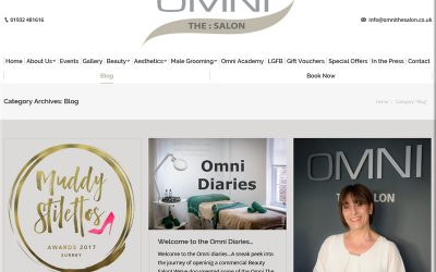 Welcome to the Omni Academy (newly revamped) blog