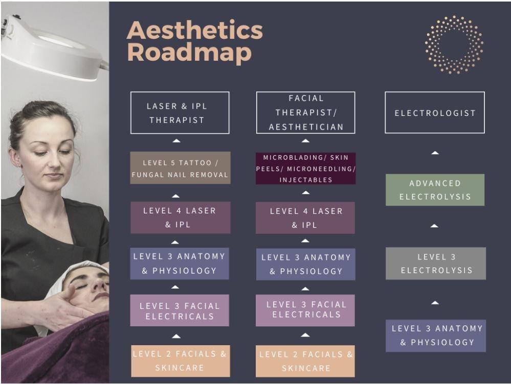 Aesthetics Qualifications Roadmap